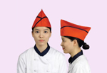 Itame Chef Hat RB