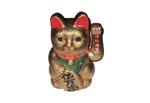 Fortune Cat Gold 26 cm