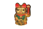 Fortune Cat Gold 29 cm